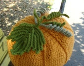 Crochet  Funny  Pumpkin Hat Costumes for Kids Orange Olive Green Autumn Fall Winter Accessories designed by dodofit on Etsy