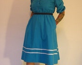 Little House on the Turquoise Prarie Dress