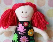 Macie mini doll