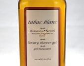 TABAC BLANC Shower & Bath Gel - 250 ml/8.0 oz