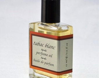TABAC BLANC Perfume Oil - 15 ml/0.5 oz