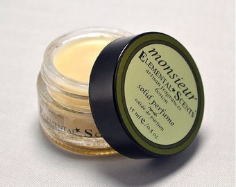 MONSIEUR Solid Perfume - 15 ml/0.5 oz