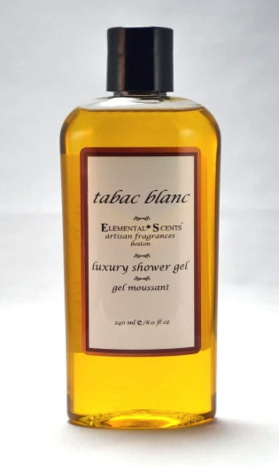 TABAC BLANC Shower & Bath Gel - 250 ml/8.0 oz