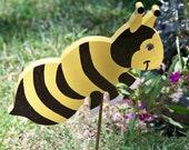 Bumblebee Yard Ornament