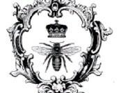 Napoleon Bee Cross Stitch Pattern