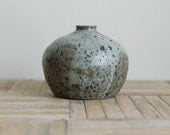 Vintage Speckled Stoneware Pottery