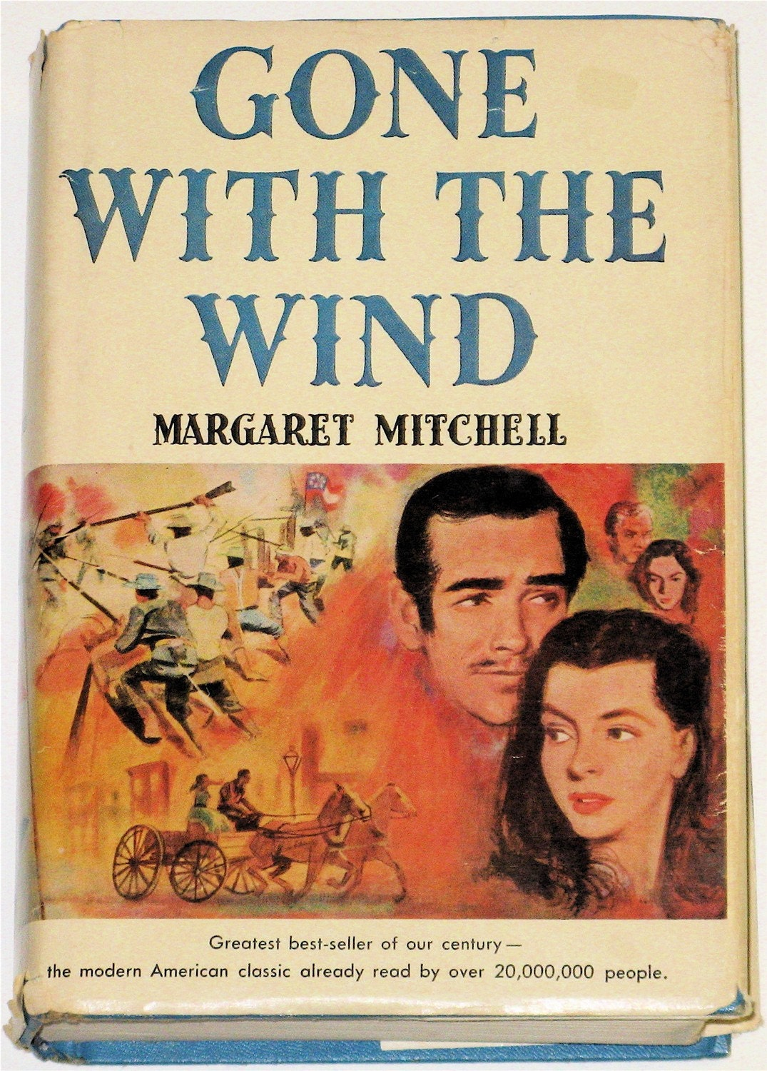 Sequel book to gone with the wind