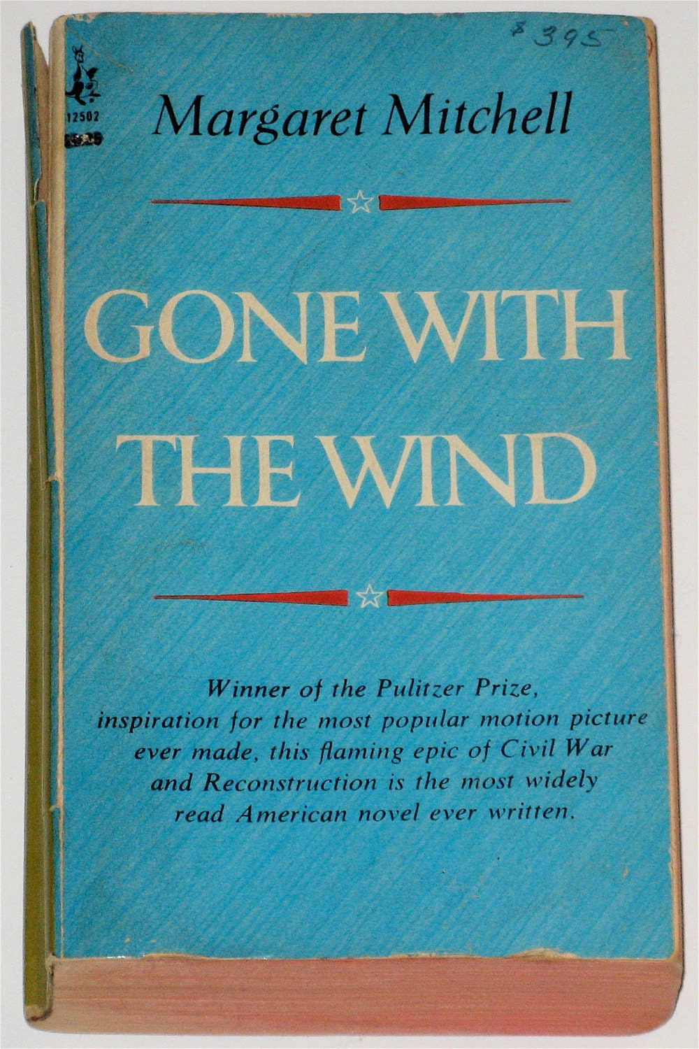 Books to give you hope: Gone With the Wind by Margaret Mitchell
