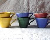 Vintage Rustic Mugs
