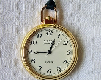 VIntage Citron International Pocket Watch
