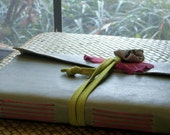 luscious large leather journal