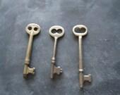 Skeleton Keys Vintage - Pick One