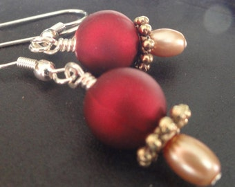 Gryffindor Royal Earrings