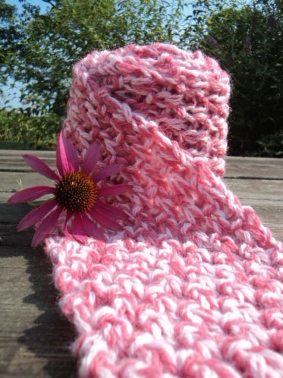 On Sale, 11/26, 30% off, Wool Winter Scarf, Pink