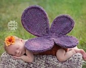 Butterfly Babe Knitting Pattern - 4 Sizes - PDF Sale