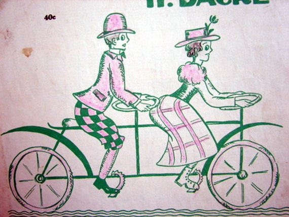 1946 Bicycle Built For Two Sheet Music