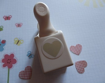 Medium Heart Craft Punch Tool by Martha Stewart (421085)