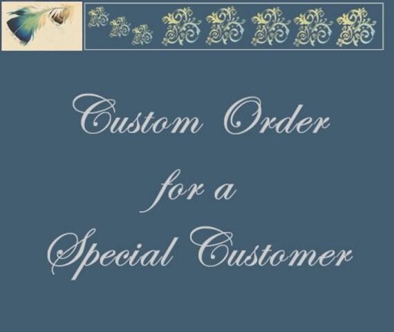 Custom Order for LucyLockettLoves