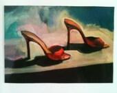In Her Shoe's