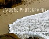 8x10/8x12 Photograph - 'Layers' - La Jolla Cove
