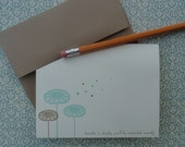 Breathe In Note Card Set