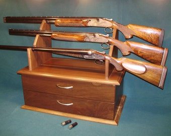 Gun Cabinet Display