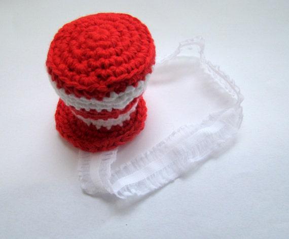 CUSTOM ORDER Top Hat Headband