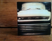 "Ford Truck Photo Block 4"" X 4"""