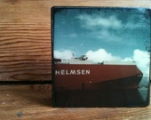 "Helmsen Photo Block 4"" X 4"""