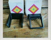 Polaroid SX-70 Lens Shade 120 And Accessory Holder 113