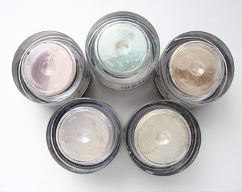 5 Piece Brand New Pearl ex Interference pigment set HC087