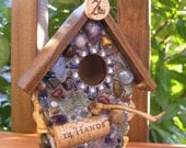 Elegant Birdhouse