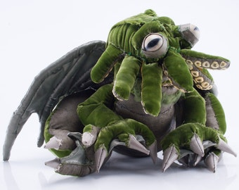 Cthulhu Plush Monster
