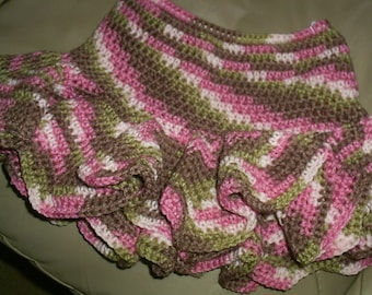 Frilly and Fun Girl's Skirt