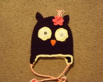 Fun Owl Hat