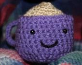GRAND OPENING SALE - Crochet - Cafe con Leche amigurumi