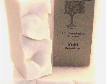 Unscented Soap - Sensitive Skin Soap,  Natural Soap, Handmade Soap, Vegan Soap