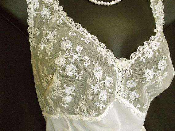 Lemon 1960s vintage full slip petticoat - new and unworn - 983