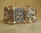 Macrame Softwood Celtic Bracelet
