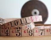 4 Feet Lufkin White Ruler Ribbon Measuring Tape