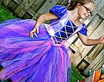 """Princess """"Rapunzel"""" Tutu Dress"""