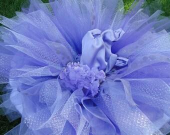 Flower Girl TUTU Dress in Lavendar