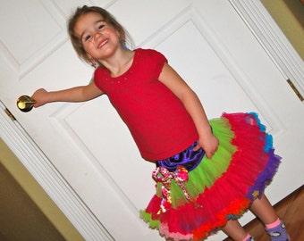 Rainbow Pettiksirt - Bright and Bold