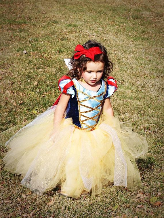 Marisa's SO - Snow White Tutu Dress