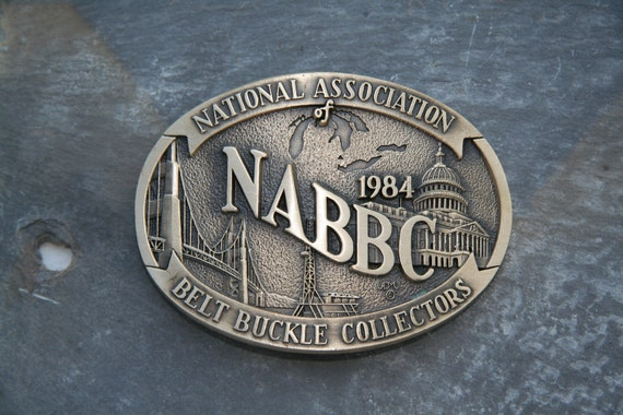 Vintage Belt Buckle Collectors of Belt Buckle Collectors