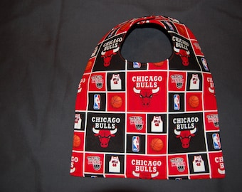 Chicago Bulls Baby Bib