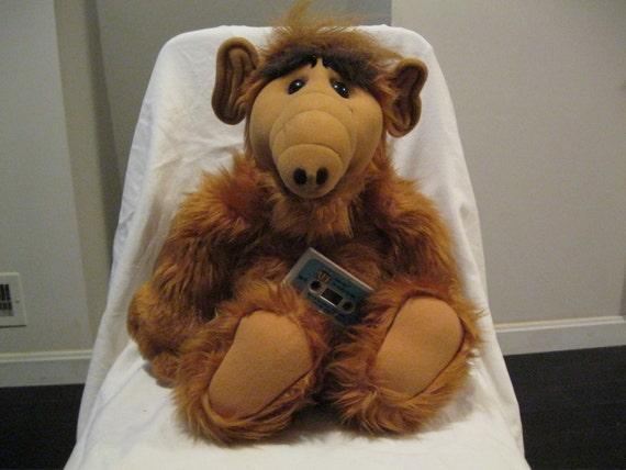 Talking Alf  Doll