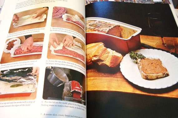 Vintage French Cookbook