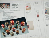 """Tutorial for """"Easy and Elegant"""" Polymer Clay Beads"""