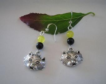 HUFFLEPUFF inspired earrings